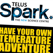 Freelance Graphic Design - Telus Spark